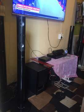 Im selling my  H T- j5500k . 5.1 CH Blu-ray Home Entertainment System
