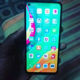 Hauwei Y7p 2020 comes with potch