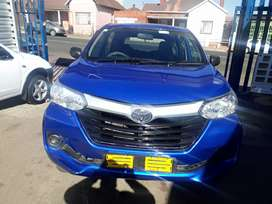 2017 Toyota Avanza (1.5) Manual With Service Book