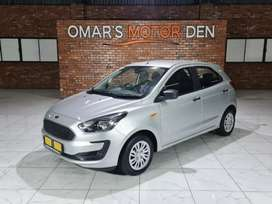 2020 FORD FIGO HATCH 1.5 AMBIENT FOR SALE