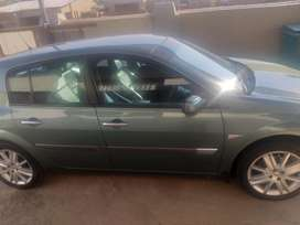 Reanual megane 2006 model for only R25k