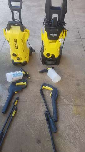 KARCHER k3 FULL CONTROL AND KARCHER K3 BOTH FOR R3000