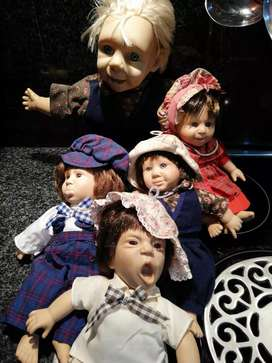 Antique doll set price for all