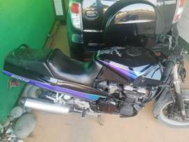 Kawasaki zx6r for sale or swap