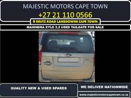 Mahindra xylo 2.2 used tailgate for sale