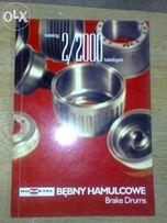 Katalog bębnów hamulcowych 2/2000