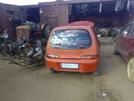 fiat seicento stripping for spares