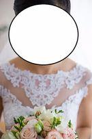 piękna biała suknia ślubna Elizabeth Passion