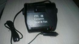 Нагреватель-вентилятор для автомобильного салона
