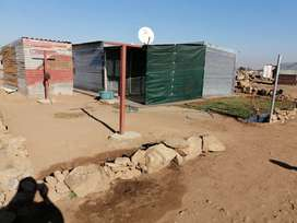 3 Room Big Mkhukhu for Sale in New stand behind Chris Hani Temba