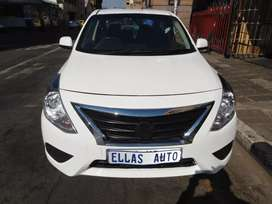 Pre Owned 2017 Nissan Almera 1.5 Engine