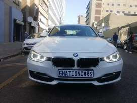 BMW 3 series 320d Auto 2012 model for SELL
