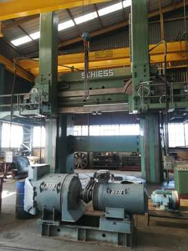 Heavy Engineering plant for sale