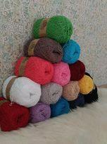 Пряжа, нитки для вязания!!