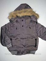 Курточка для мальчика на меховой подкладке Nice Wear ,2-3 года
