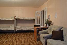 Хостел (общежитие) на Воскресенка. Заселение круглосуточно + постель