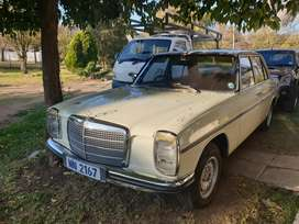 1974 Mercedes Bens 115 234 manual for sale