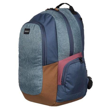 Рюкзак Quiksilver Schoolie Medium Backpack Black Check Denim Оригинал Николаев - изображение 5