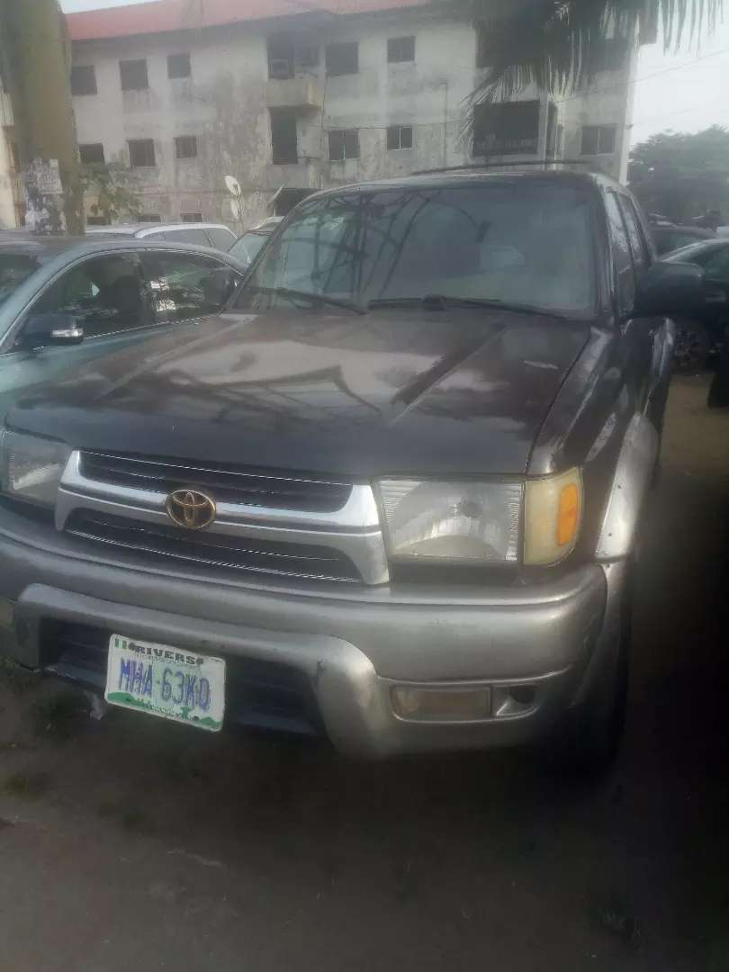 Toyota 4runner jeep buy and drive 0