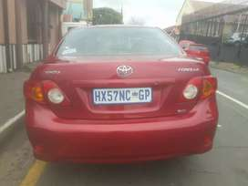 Toyota Corolla Professional 1.6 Manual For Sale