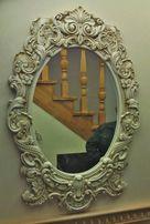 Резная рама для зеркала .