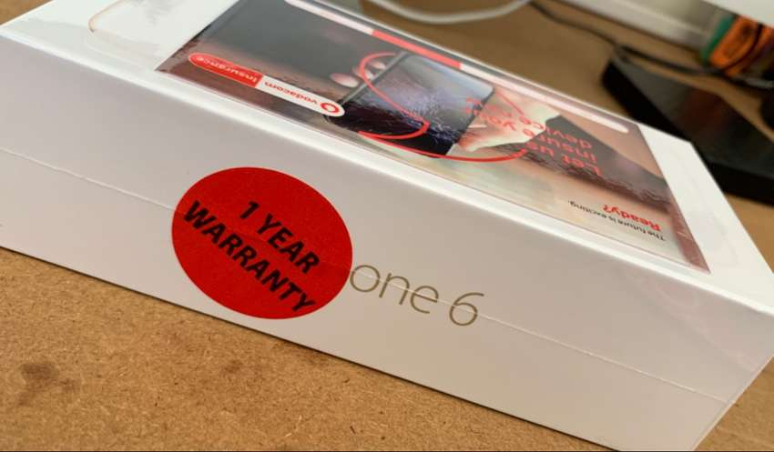 iPhone 6 (out the box) 0
