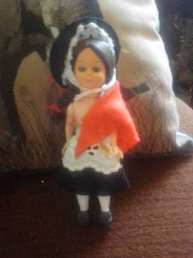 vintage small doll 13