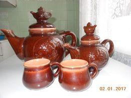 Посуда/Новый набор керамической посуды