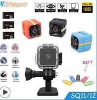 Мини камера SQ11 маленькая камера с ночной съёмкой + Датчик движения