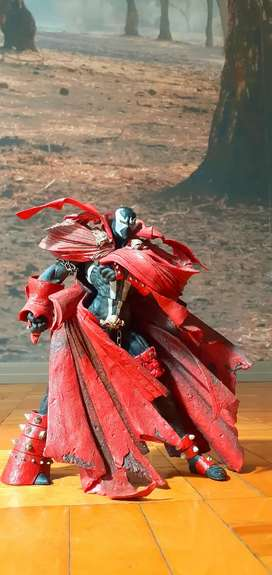 """Intl Spawn 12"""" Figurine, 1995 Cover Edition (Collectors Item)"""