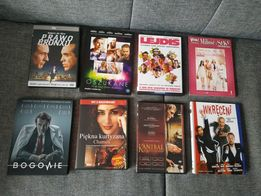 6 filmów na DVD