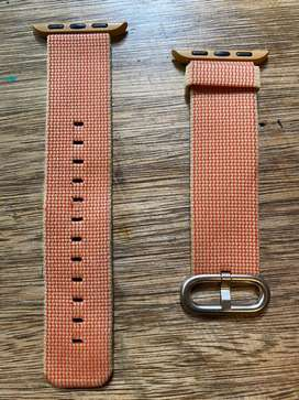 Apple genuine watch 38mm straps (original)