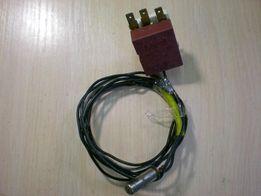 Термостат (датчик температуры) для бытовой стиральной машины. Разборка