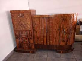 Bargain Antique Table and Sideboard
