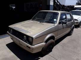 VW Citi Golf 1600 Breaking for spares
