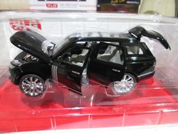 Модель Land Rover 1:24