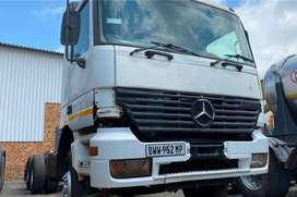 MERCEDES BENZ ACTROS 33 310hp CHASSIS CAB TRUCK TRACTOR