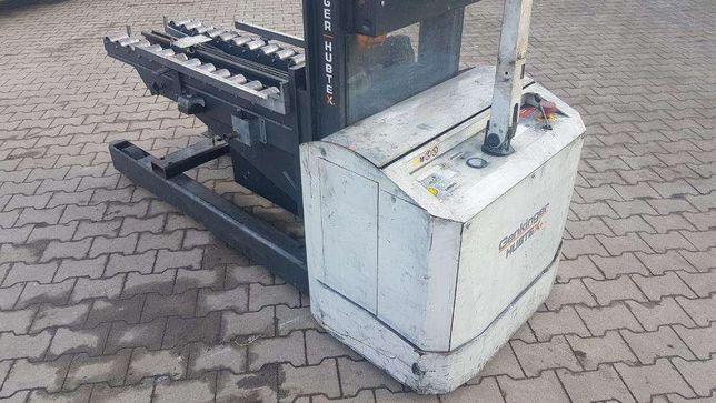 Paleciak wózek elektryczny HUBTEX 12r. wyciągarka Chojnów - image 1