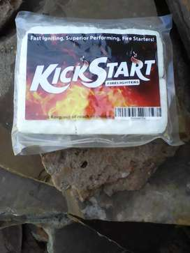 Urgent sale Start your own firelighters business