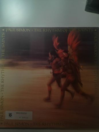 "Paul Simon - ""The rythm of the saints"" - winyl. Zabrze - image 1"