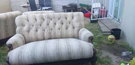 Victoria style couches