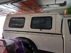 Steel canopy for Toyota singlecab