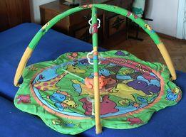 Продам детский игровой коврик в хорошем состоянии