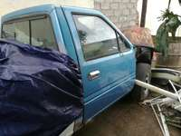 Image of Isuzu kb260 spares for sale hole van for spares SWB