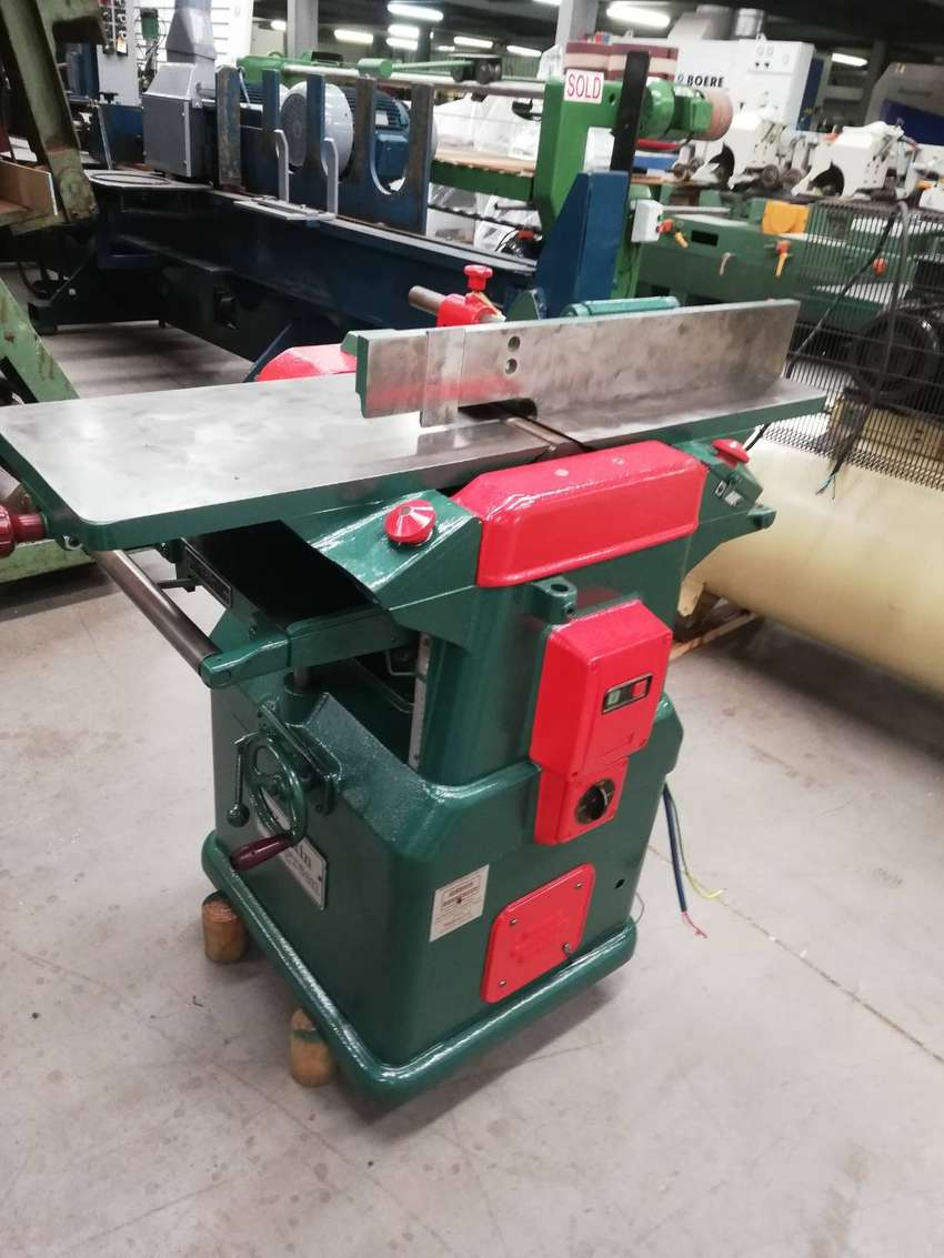 Thicknesser / planer combination 300mm Used 0