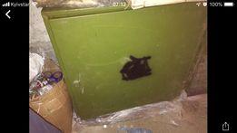 Ящик металевий і під електрику 83смх83смх25см.Товщина 1.2мм