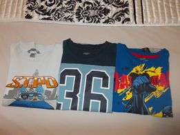 T-shirt Koszulka Batman 3 sztuki 122