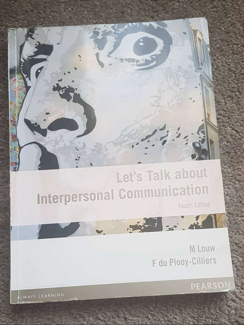 Let's Talk About Interpersonal Communication 0