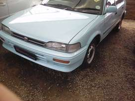Toyota tazz still new body perferct nd engine running well