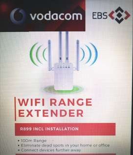 BOOST YOUR INTERNET COVERAGE